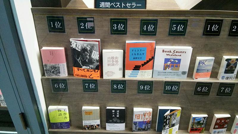 『和田誠装丁集』が東京堂書店週間ベストセラー第6位!